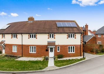 Thumbnail 3 bed semi-detached house for sale in Lodge Close, Singleton, Ashford