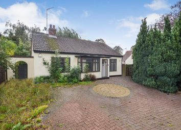 Priory Avenue, Harlow, Essex CM17. 3 bed bungalow for sale
