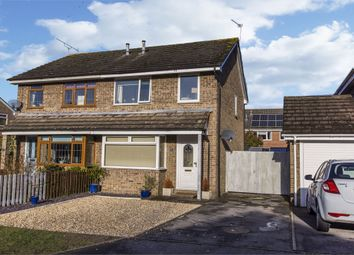 Thumbnail 3 bed semi-detached house for sale in Longfield Road, Fair Oak, Eastleigh, Hampshire