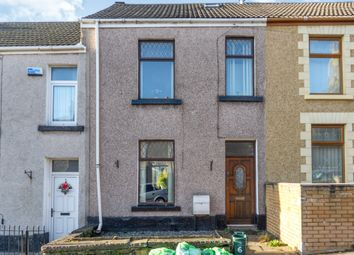 Thumbnail 2 bed terraced house for sale in Lewis Street, St. Thomas, Swansea