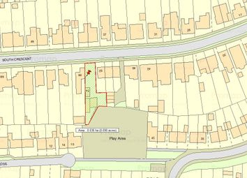 Thumbnail Land for sale in South Crescent, Prttlewell, Southend On Sea, Essex