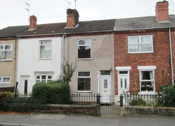 Thumbnail 2 bed terraced house to rent in Market Street, Clay Cross