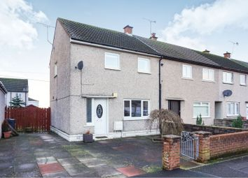 Thumbnail 2 bed end terrace house for sale in Caledonian Crescent, Annan