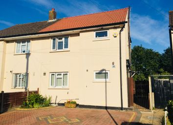 Thumbnail 4 bed semi-detached house for sale in South Park Way, Ruislip