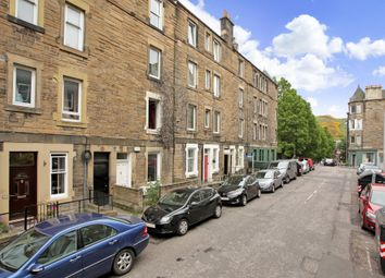 Thumbnail 1 bed flat for sale in Dalgety Street, Edinburgh