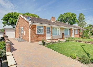 Thumbnail 2 bed semi-detached bungalow for sale in Solway, Hailsham