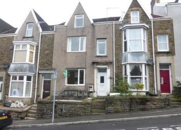 Thumbnail 5 bed terraced house for sale in Cromwell Street, Mount Pleasant, Swansea