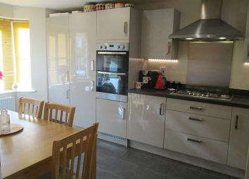 Thumbnail 5 bed town house for sale in Roman Road, Corby