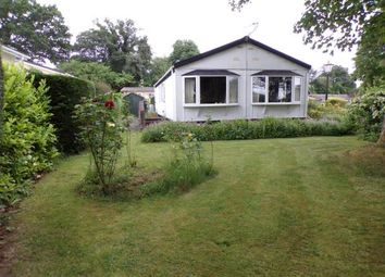 Thumbnail 2 bed mobile/park home for sale in The Park, Ranksborough Hall, Langham, Rutland