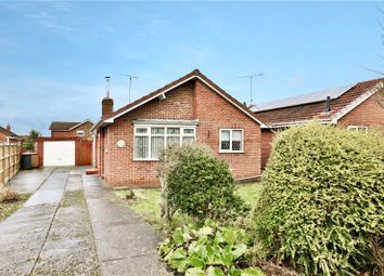 Thumbnail 2 bed bungalow for sale in Norman Close, Barton-Upon-Humber
