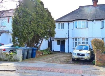 Thumbnail 4 bed semi-detached house for sale in The Grove, Golders Green, London