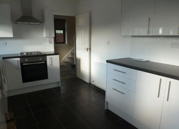 Thumbnail 3 bed end terrace house to rent in Cairnscadden Road, Cumnock