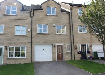 Thumbnail 3 bed town house to rent in Fowlers Croft, Otley