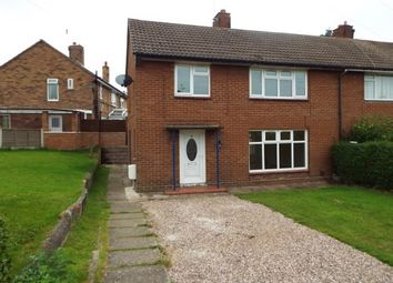 Thumbnail 3 bedroom property to rent in Victoria Avenue, Kidsgrove, Stoke-On-Trent
