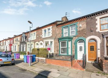 3 bed terraced house for sale in Vandyke Street, Toxteth, Liverpool L8
