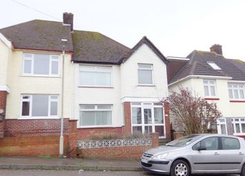 Thumbnail 3 bed semi-detached house for sale in Astley Avenue, Dover, Kent