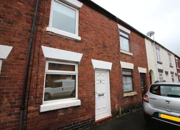 Thumbnail 1 bed terraced house for sale in Portland Street, Leek, Staffordshire