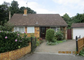 Thumbnail 2 bed semi-detached bungalow to rent in Flower Crescent, Ottershaw, Chertsey