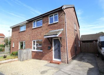 Thumbnail 3 bed semi-detached house for sale in Deer Mead, Clevedon
