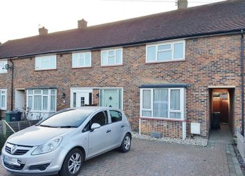 Thumbnail 3 bed terraced house to rent in Bletchingley Close, Merstham, Redhill