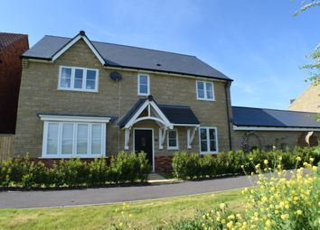 Thumbnail 4 bed detached house for sale in Pyrus Walk, Bridgwater