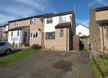 Thumbnail 3 bed end terrace house for sale in Gatesbury Way, Puckeridge, Ware