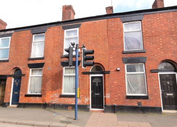 Thumbnail 2 bed terraced house to rent in Ashton Road, Denton, Manchester