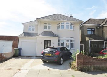 Thumbnail 4 bed detached house for sale in Whitmore Avenue, Grays