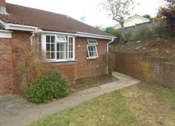 Thumbnail 2 bed semi-detached bungalow to rent in Roman Way, Honiton