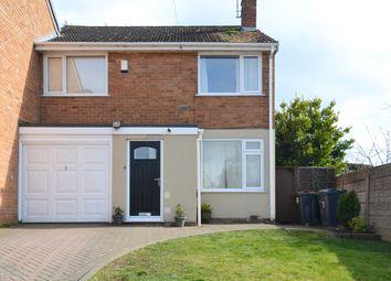Thumbnail 3 bed property for sale in Longhurst Croft, West Heath, Birmingham