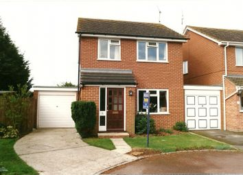 Thumbnail 3 bedroom detached house to rent in Whitton Close, Lower Earley, Reading, Berkshire