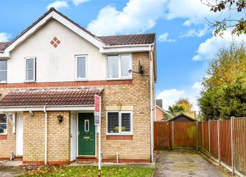 Thumbnail 2 bed end terrace house for sale in Mareham Close, Bracebridge Heath