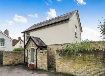Thumbnail 2 bed detached house for sale in Brook Road, Bassingbourn, Royston