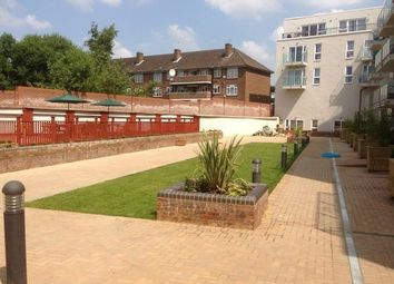 Thumbnail 1 bed flat to rent in Punam Apartments 40A, Northwood, Middlesex