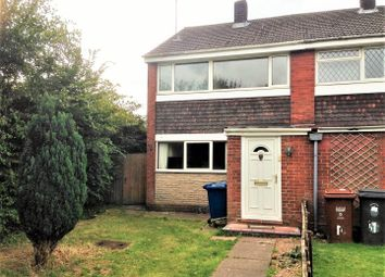 Thumbnail 3 bed semi-detached house for sale in Glenmore Avenue, Burntwood