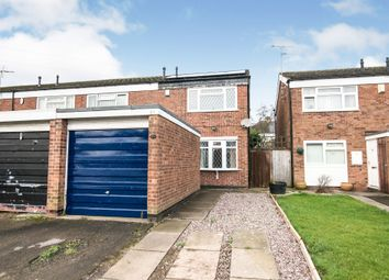 2 bed end terrace house for sale in Halladale, Kings Norton, Birmingham B38