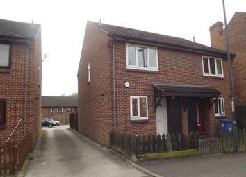 Thumbnail 2 bed semi-detached house for sale in Stockbrook Road, Derby, Derbyshire