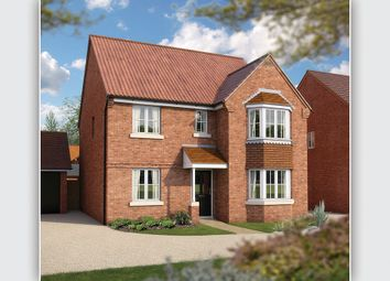 "Thumbnail 5 bed detached house for sale in ""The Wallace"" at Coupland Road, Selby"