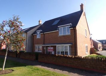 4 bed detached house for sale in Norman Snow Way, Duston, Northampton, Northamptonshire NN5