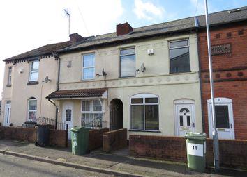Thumbnail 2 bedroom terraced house for sale in School Street, Darlaston, Wednesbury