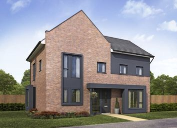 "Thumbnail 4 bedroom detached house for sale in ""Lewisham"" at Dunnock Lane, Cottam, Preston"