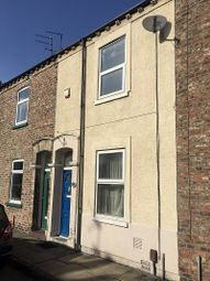 Thumbnail 2 bed terraced house for sale in Walpole Street, Haxby Road