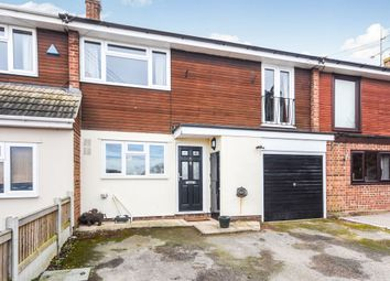 Thumbnail 4 bed terraced house for sale in Church Road, Bradwell, Braintree
