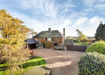 Thumbnail 5 bed detached house for sale in Pudding Bag Lane, Pilsgate, Stamford, Lincolnshire