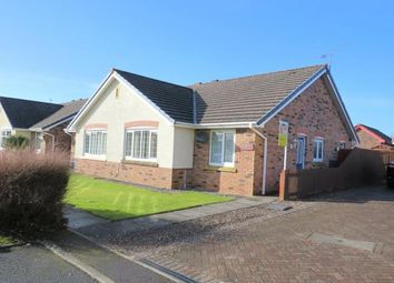 Thumbnail 2 bed semi-detached bungalow to rent in The Beeches, Maryport, Cumbria