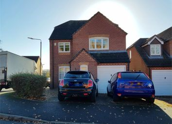 Thumbnail 3 bed detached house to rent in Bretby Hollow, Newhall, Swadlincote, Derbyshire