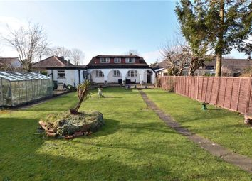 Thumbnail 5 bedroom detached bungalow for sale in Lime Walk, Willow Avenue, New Denham