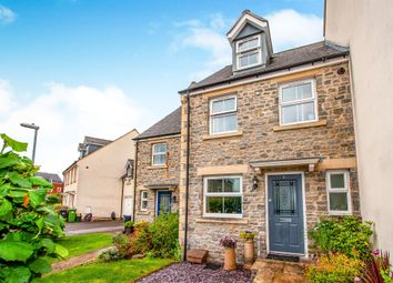 Thumbnail 3 bed town house for sale in Portway Gardens, Frome