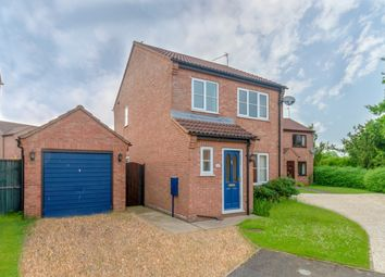 Thumbnail 3 bed detached house to rent in Lavender Way, Stamford
