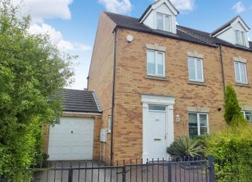 Thumbnail 4 bed town house to rent in Gleadless Common, Gleadless, Sheffield
